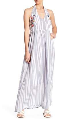 Raga Setting Sail Stripe Maxi Dress