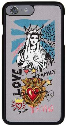 Dolce & Gabbana Love Mural iPhone 7/8 Plus Case