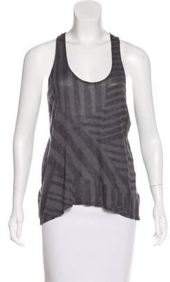Ella Moss Printed Sleeveless Top