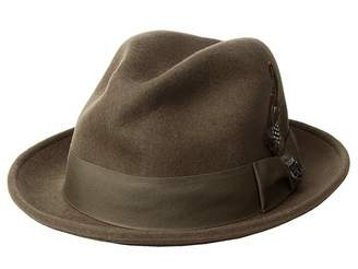 Stacy Adams Fedora with Matching Trim