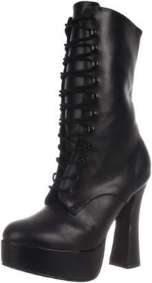 Pleaser USA Women's Electra-1020/B/PU Boot