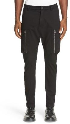Men's Helmut Lang Utility Cargo Pants $360 thestylecure.com