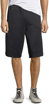 Moncler Men's Side-Stripe Pull-On Shorts