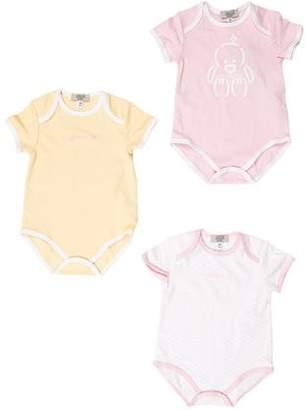 Giorgio Armani Baby Girls' Three-Piece All-In-One Set w/ Tags
