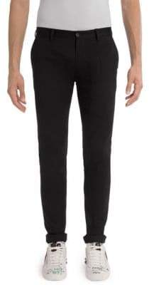Dolce & Gabbana Cotton Chino Pants