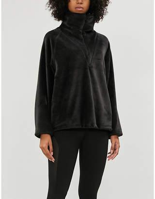 Michi Foxy fleece sweatshirt