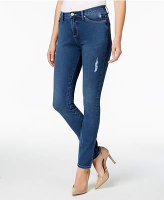 Lee Platinum Petite 360 Stretch Skinny Jeans, A Macy Exclusive