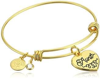 Halos & Glories Aunt Bangle Bracelet