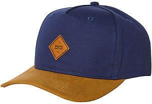 Globe New Men's Gladstone Ii Snapback Cap Plastic Blue