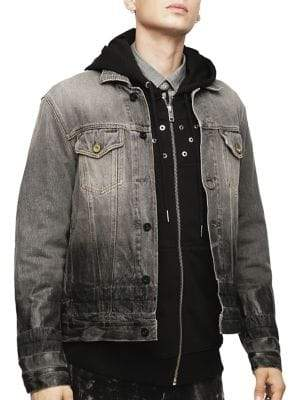 Diesel Nhill Denim Jacket