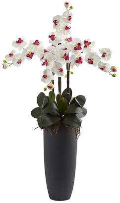 Nearly Natural nearly natural Phalaenopsis Orchid Artificial Floral Arrangement