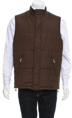 Barneys New York Barney's New York Quilted Vest