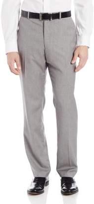 Perry Ellis Men's Texture PVL Suit Pant