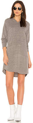 Michael Lauren Erwin Sweatshirt Dress