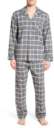 Majestic Bryson Plaid Pajama Set
