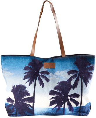 Seafolly Carried Away Tropix Tote 8148648 $82 thestylecure.com
