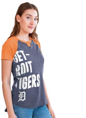 Women's Detroit Tigers The Stands Tee