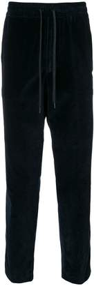 Barena high waisted track pants