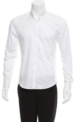 Wooyoungmi Button-Up Dress Shirt
