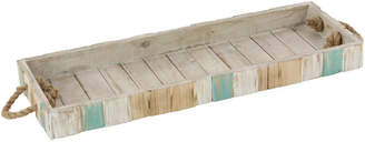 Uma Enterprises Set Of 2 Wooden Trays