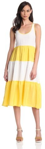 Nieves Lavi Women's Collection Women's Tier Dress