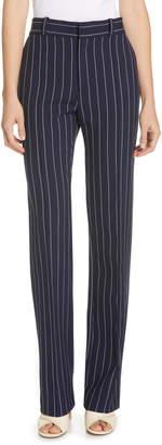 See by Chloe Stripe Suit Pants