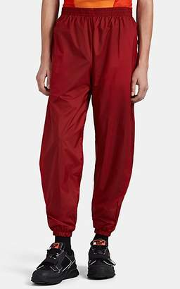 GmbH Men's Seher Mesh-Inset Ripstop Jogger Pants - Red