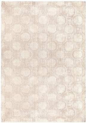 Couristan Matrix Alpha Geometric Wool Blend Rug