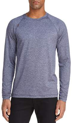 Rhone Active Crewneck Long Sleeve Tee