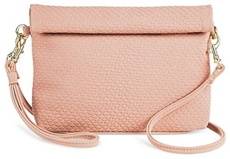 Mossimo Supply Co. Women's Roll-top Pouch with Cross Body Strap - Mossimo Supply Co. $16.99 thestylecure.com