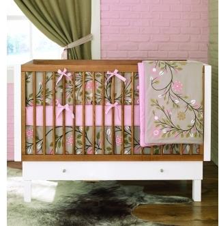 DwellStudio Baby Crib Bedding - Garden