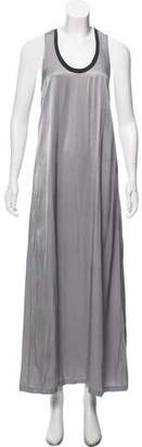 James Perse Racerback Maxi Dress