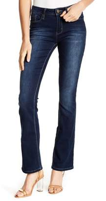 5a3907b92beb4 ... YMI Jeanswear Jeans Gel Back Pocket Bootcut Jeans (Juniors)