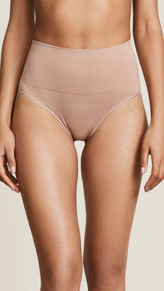 Yummie by Heather Thomson Seamlessly Shaped Ultralight Thong