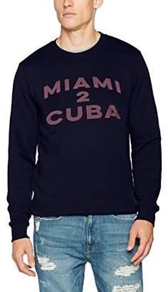 Esprit Men's 077ee2j002 Sweatshirt,Large