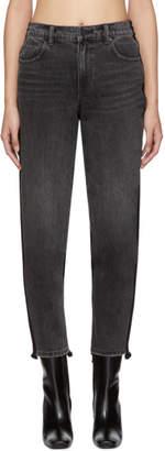 Alexander Wang Grey Hybrid Jeans