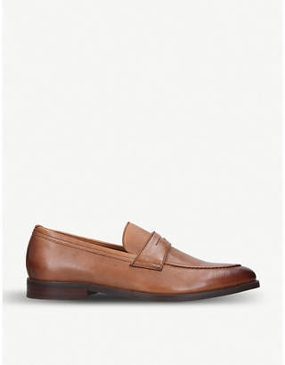 Aldo Larnax leather penny loafers