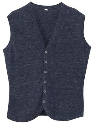 Mango man MANGO MAN Linen cotton-blend vest