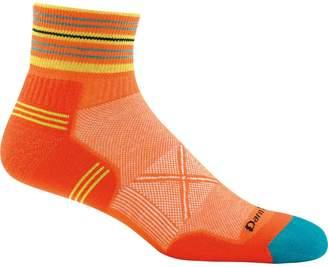 Coolmax Darn Tough Vertex 1/4 Ultra-Light Cushion Running Sock - Men's