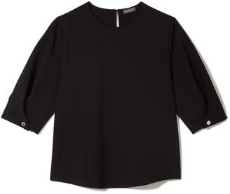 Vince Camuto Three-quarter-sleeve Blouse