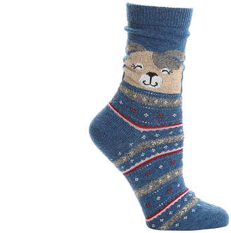 Kelly & Katie Dog Crew Socks - Women's