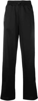 RED Valentino side appliqués lounge trousers