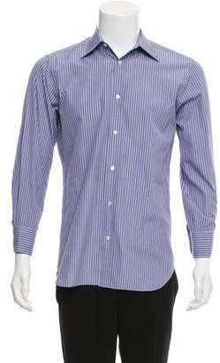 Charvet Woven Button-Up Shirt