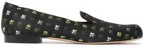 Valentino Jacquard Loafers