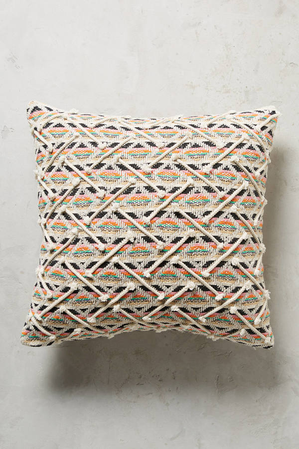 AnthropologieAnthropologie Roped Pillow