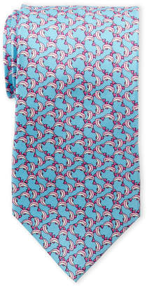 Pierre Cardin Dolphin Silk Tie
