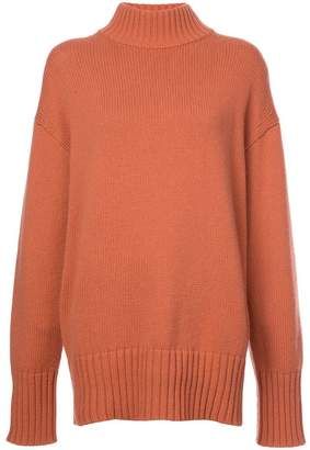 Proenza Schouler (プロエンザ スクーラー) - Proenza Schouler Wool Cashmere Turtleneck Sweater
