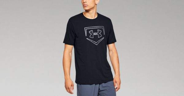 Under Armour Men's UA Plate Icon Short Sleeve Shirt