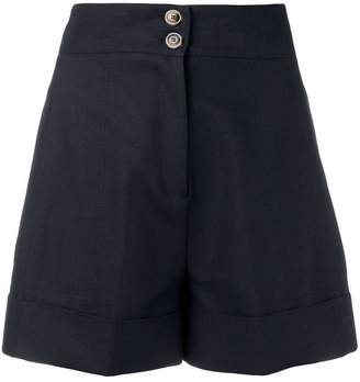 Twin-Set high waisted shorts