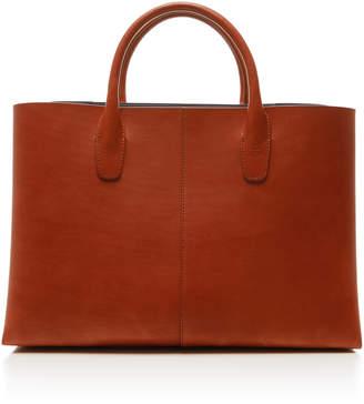 Mansur Gavriel Folded Leather Bag